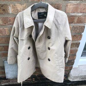 Zara Girls' Trench Coat